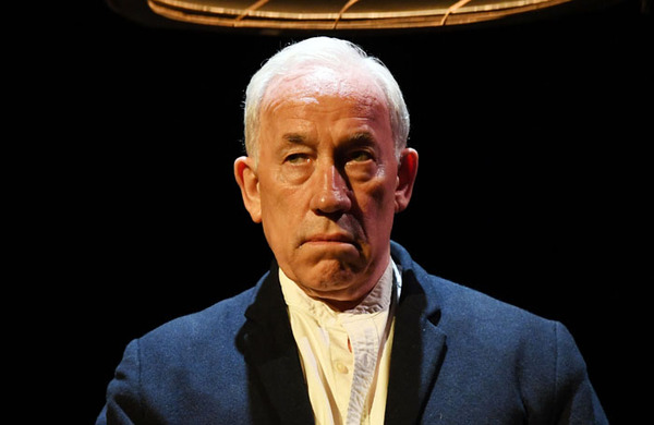 Simon Callow in De Profundis
