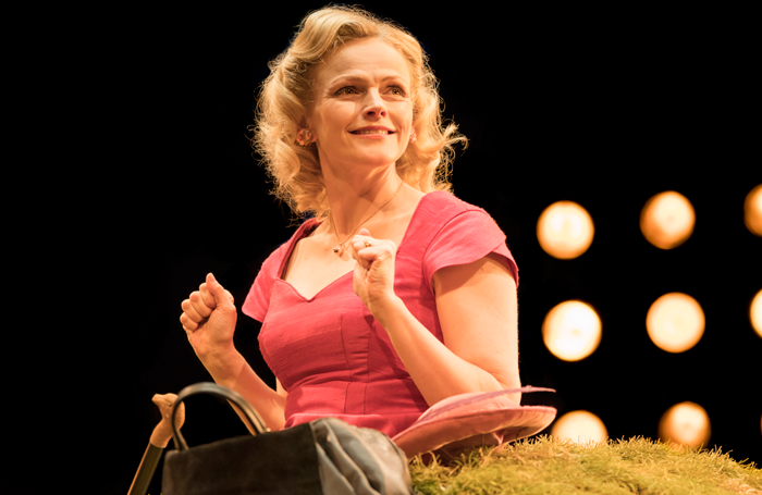 Maxine Peake in Happy Days at Manchester's Royal Exchange. Photo: Johan Persson