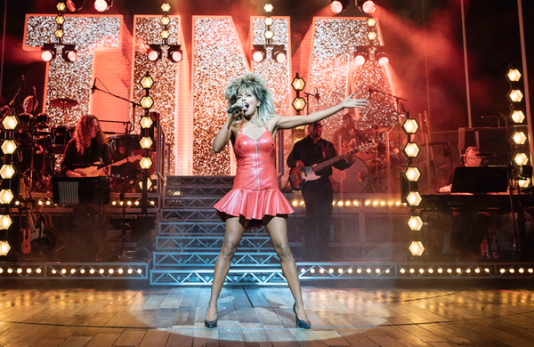 Tina: The Tina Turner Musical extends in the West End until July 2019