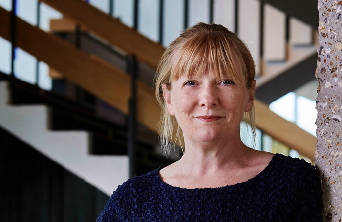 Rachel Tackley is stepping down as executive director of Chichester Festival Theatre at the end of the 2018 season. Photo: Tobias Key