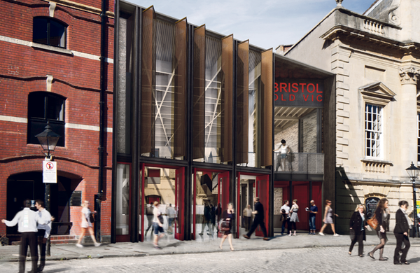Maggie Brown: Bristol Old Vic revamp shows essential lessons for the future often lie in our past