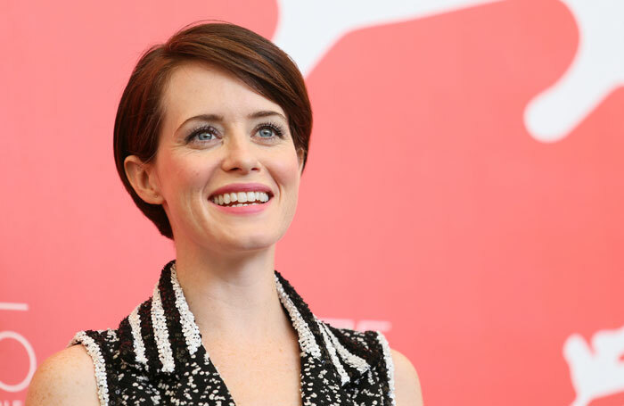Claire Foy. Photo: Shutterstock