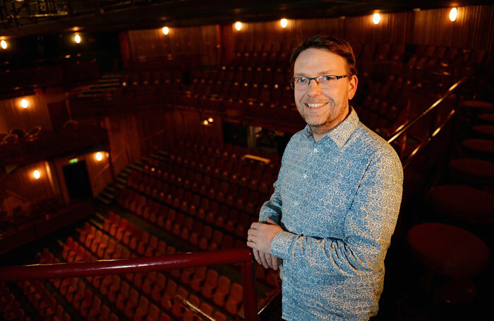 Conrad Lynch is leaving Theatre by the Lake after two years as artistic director