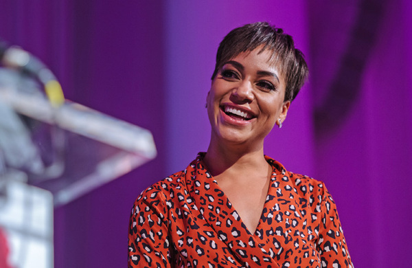Cush Jumbo supports campaign to make theatre more family friendly
