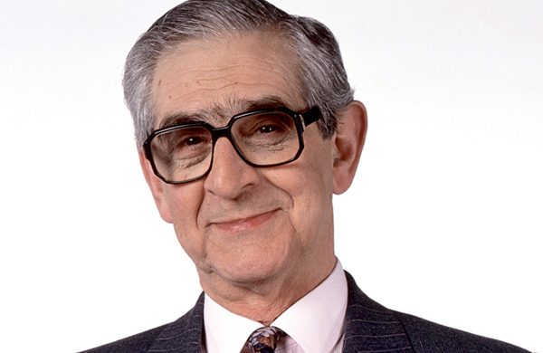 Obituary: Denis Norden – 'Witty, clipboard-clutching host of It'll Be Alright on the Night'