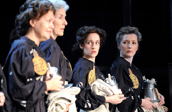 Playwright Rebecca Lenkiewicz: Women have voted for a century, yet we await parity in theatre