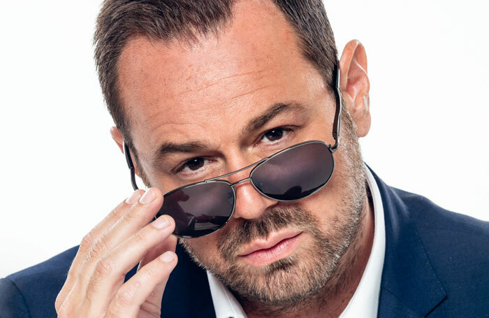 Danny Dyer will star in Nativity the Musical. Photo: Simon Turtle