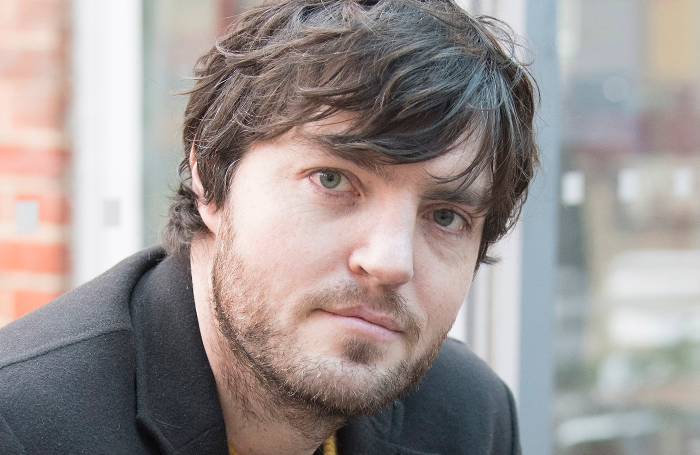 Tom Burke at the London launch of the Nuffield Southampton Theatres season last year. Photo: Alastair Muir
