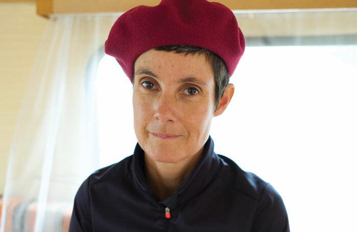 Sarah Shorten, artistic director of Stacked Wonky dance company. Photo: Rod Higginson