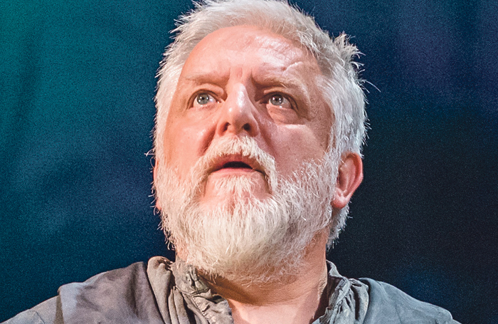 Simon Russell Beale will star in The Tragedy of King Richard the Second at the Almeida. Photo: Tristram Kenton