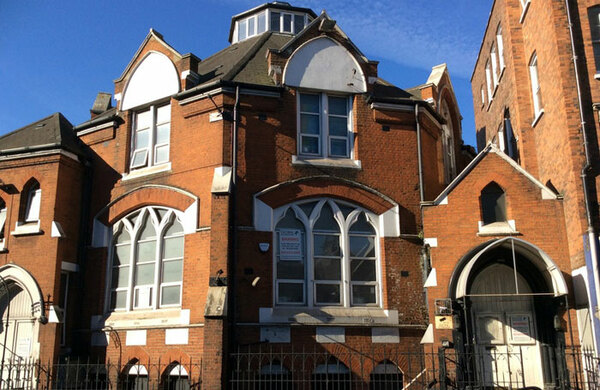Former Stoke Newington chapel converted into 120-seat theatre
