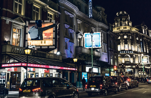 Childcare scheme launches in West End to support theatre professionals