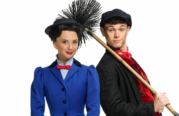 Zizi Strallen and Charlie Stemp to star in Mary Poppins revival