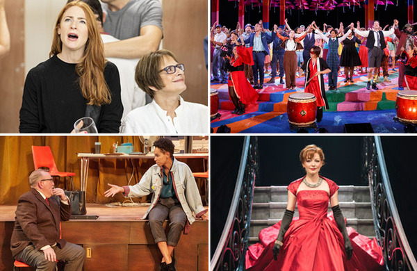 Top theatre shows to see in autumn 2018