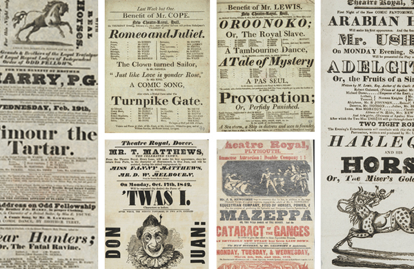 The golden age of the playbill: how the British Library is rediscovering Victorian posters