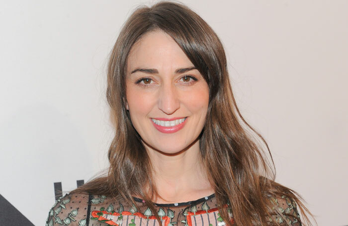 Sara Bareilles at the Tribeca Film Festival in April 2018. Photo: Shutterstock