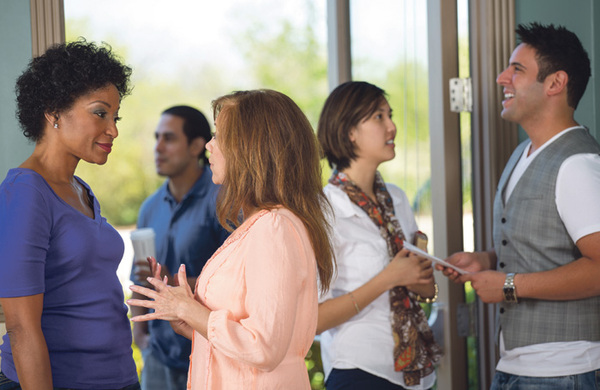 The Green Room: How good are you at networking?
