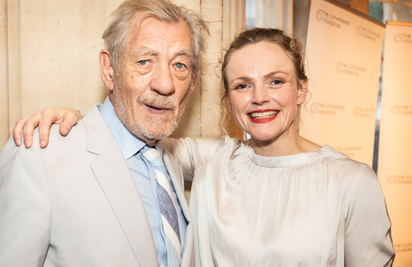 In pictures (October 18): UK Theatre Awards, London Palladium, Lyric Hammersmith and more