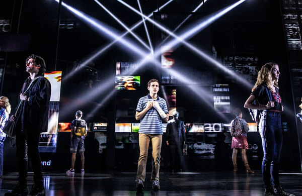 Dear Evan Hansen confirms West End run at Noel Coward Theatre