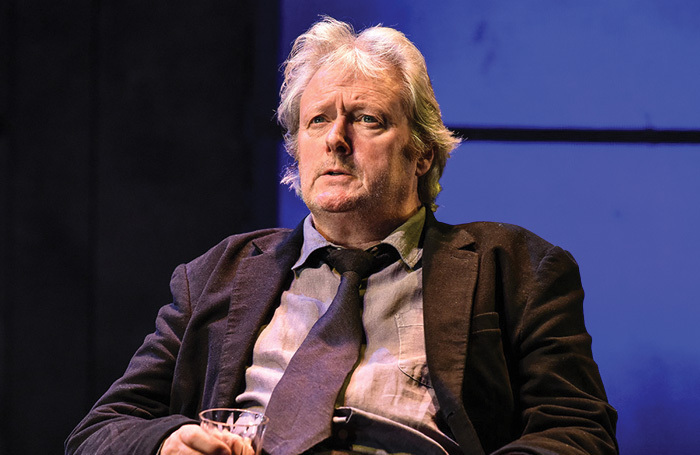 Charles Lawson in Rebus: Long Shadows. Photo: Robert Day