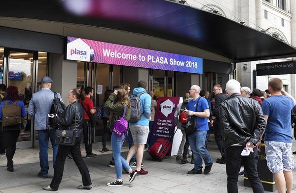 David Walker: Returning to the Plasa trade show after decades proved illuminating