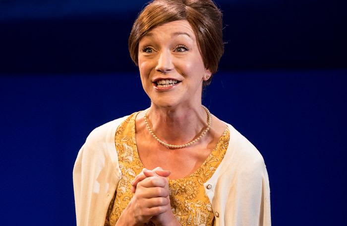Lucia McAnespie in Dear Arabella at Lyric Theatre, Belfast. Photo: Steffan Hill