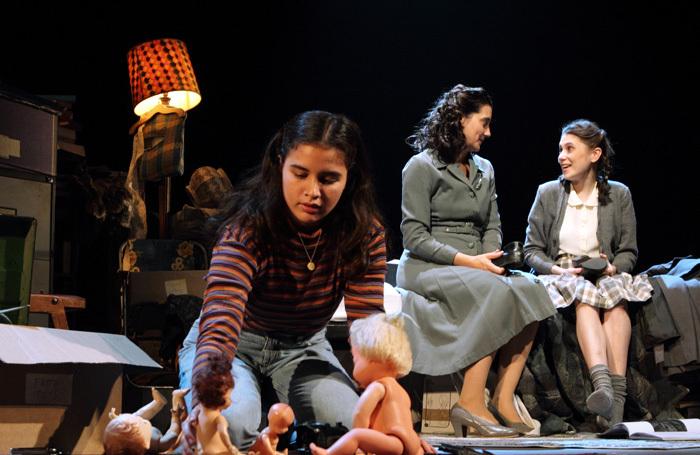 Scene from Kindertransport at Nottingham Playhouse. Photo: Catherine Ashmore
