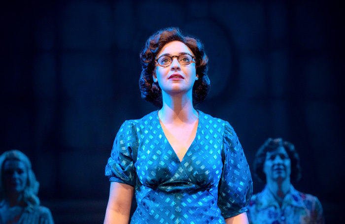 Maria Lovelady in By the Waters of Liverpool at Empire Theatre. Photo: Anthony Robling