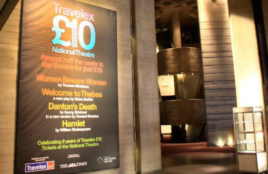 Richard Howle: How the NT's Travelex scheme launched a revolution across Theatreland