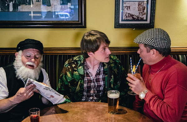 Only Fools - The (Cushty) Dining Experience