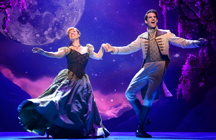 Disney's Frozen is one of the Broadway shows for which Ticketmaster is offering its 'book now, pay later' plan. Photo: Deen van Meer