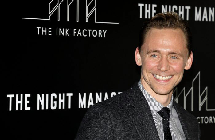 Tom Hiddleston. Photo: Shutterstock