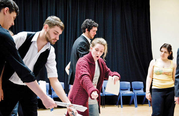 Drama school – how to apply and audition