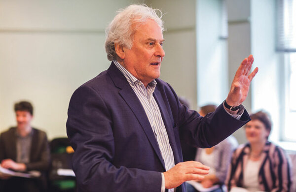 Richard Eyre to receive 2018 Gielgud Award for Excellence in the Dramatic Arts