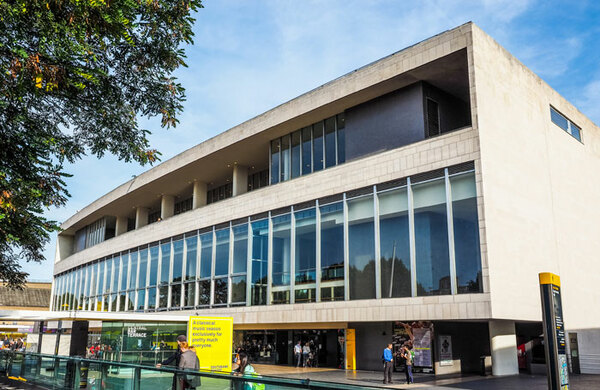 Southbank Centre withdraws plans for rooftop performance space after critics claimed the designs would 'vandalise iconic building'