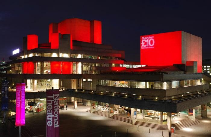 The National Theatre, London. Photo: David Samuels