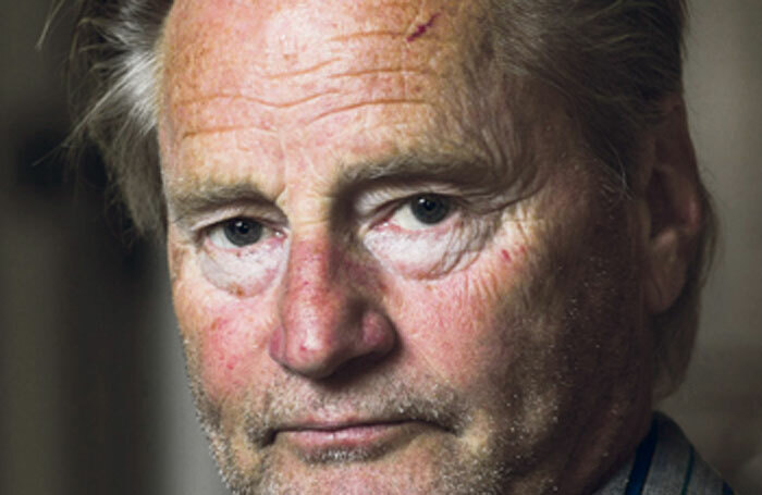 Playwright and actor Sam Shepard, 73. Photo: Charles Sykes