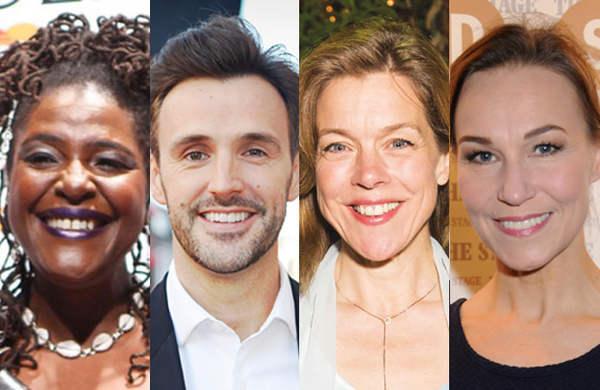Cast announced for West End Christmas concert