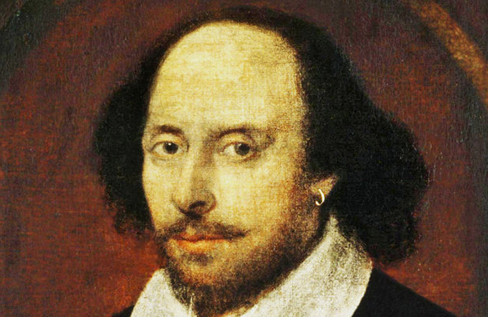 John Taylor's portrait of William Shakespeare