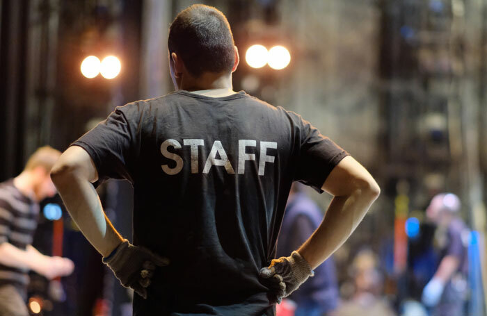 Furloughed theatre staff should not have their backs turned to them, says Richard Jordan. Photo: Shutterstock