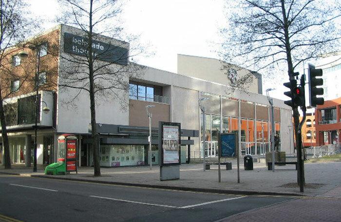 Belgrade Theatre, Coventry. Photo: Geograph