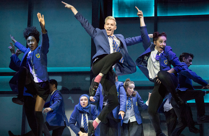 A scene from Everybody's Talking About Jamie. Photo: Alastair Muir