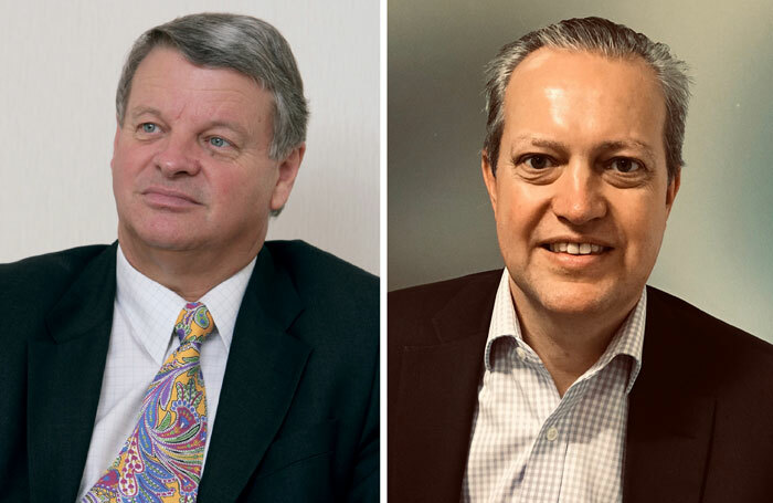 Tim McFarlane, left (photo: Atsutoshi Shimosaka), has been appointed to TEG's senior management, while Andrew Hill, right, will be its business affairs director
