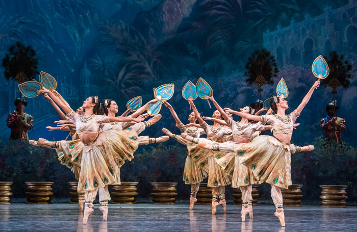 La Bayadere at the Royal Opera House, London. Photo: Tristram Kenton