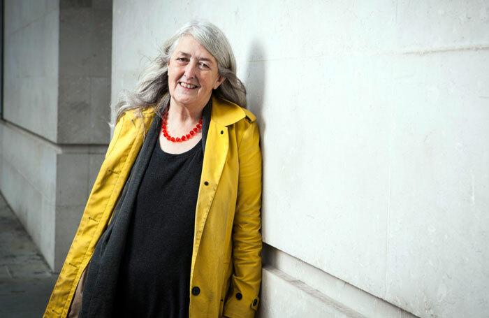 Mary Beard. Photo: BBC/Andrew Hayes-Watkins