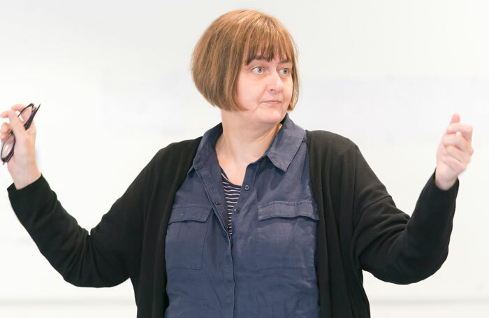 Sarah Frankcom, who will direct West Side Story.