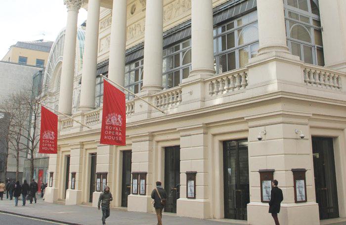 Royal Opera House. Photo: Laika AC