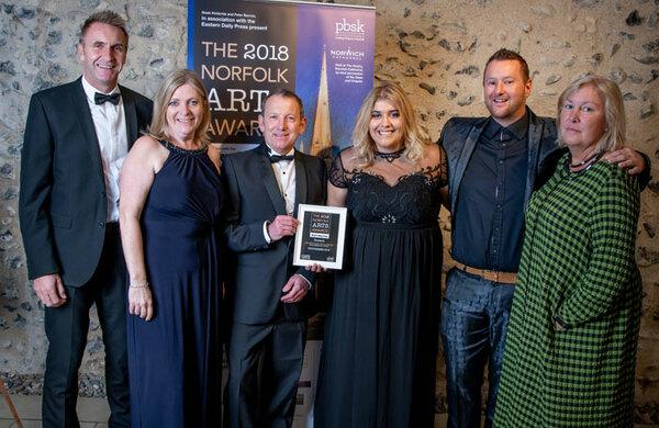 Richard Jordan: The Norfolk Arts Awards show the importance of celebrating regional talent