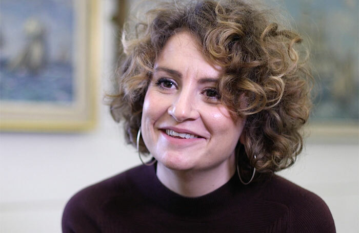 Sally Cordwell, interim executive director of Bristol Old Vic