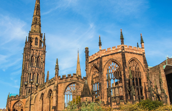 Arts Council gives Coventry £5m grant as preparations for City of Culture year begin